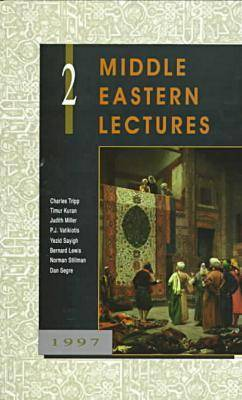 Middle Eastern Lectures No. 2 by Charles Tripp