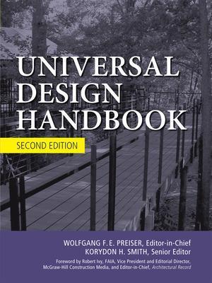Universal Design Handbook by Wolfgang Preiser