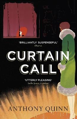 Curtain Call book