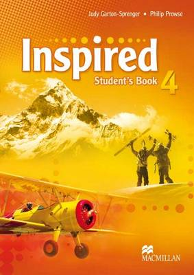 Inspired Level 4 Student's Book by Philip Prowse