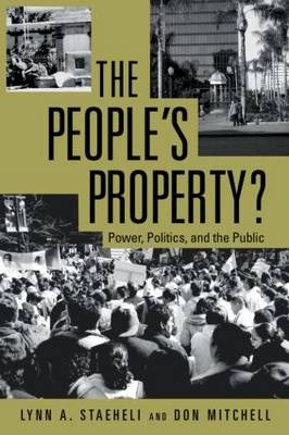 The People's Property? by Donald Mitchell
