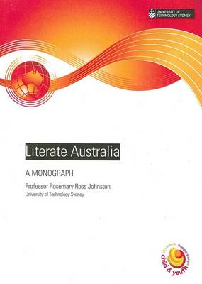 Literate Australia: A Monograph by Rosemary Ross Johnston