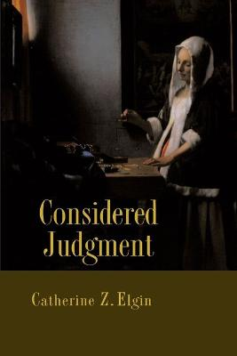 Considered Judgment book