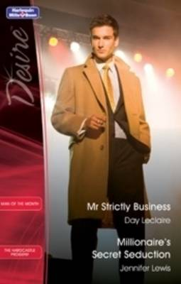 Mr. Strictly Business / Millionaire's by Jennifer Lewis