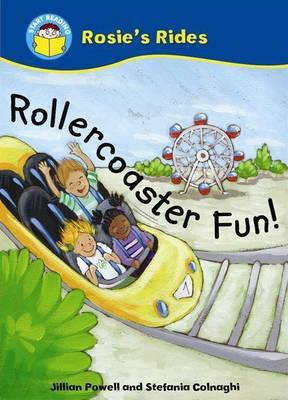 Rollercoaster Fun! by Jillian Powell