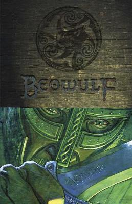 Beowulf Graphic Novel by Shoo Rayner