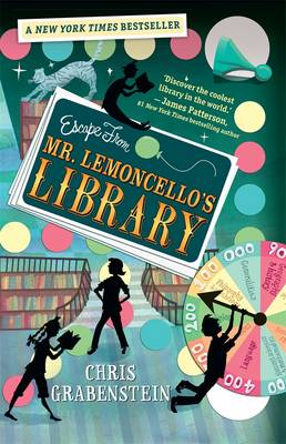 Escape From Mr. Lemoncello's Library by George Ivanoff