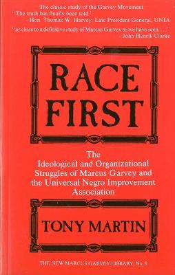 Race First by Tony Martin