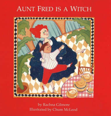 Aunt Fred is a Witch book