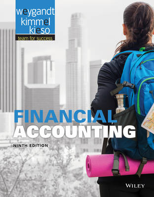 Financial Accounting with Wileyplus Card by Jerry J. Weygandt