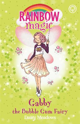 Rainbow Magic: Gabby the Bubble Gum Fairy book