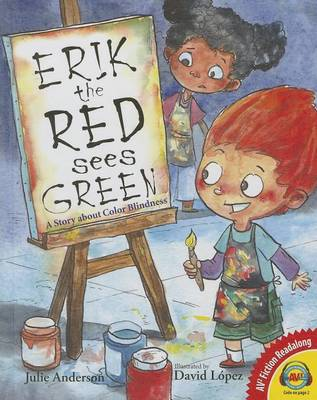 Erik the Red Sees Green by Rollins College Julie Anderson
