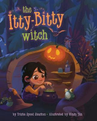 The Itty Bitty Witch by Trisha Speed Shaskan