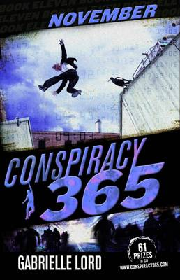 Conspiracy 365: #11 November by Gabrielle Lord