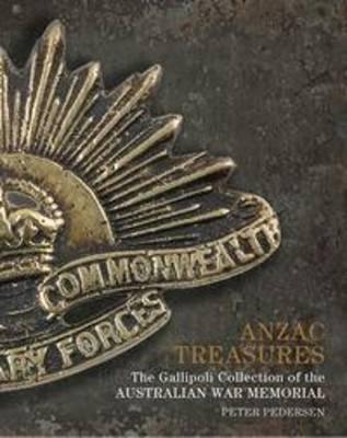 ANZAC Treasures book