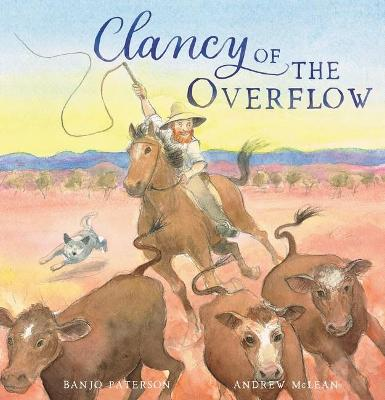 Clancy of the Overflow book