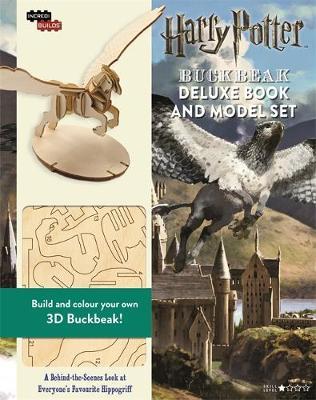 IncrediBuilds: Buckbeak by Jody Revenson