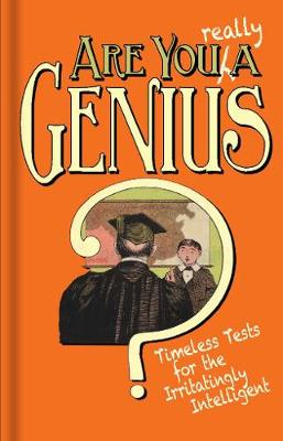 Are You Really a Genius? by Robert A. Streeter
