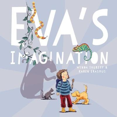Eva's Imagination book