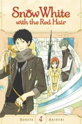 Snow White with the Red Hair, Vol. 4 book