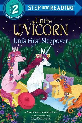Uni's First Sleepover book