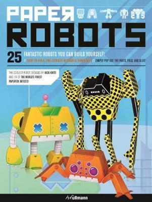 Paper Robots book
