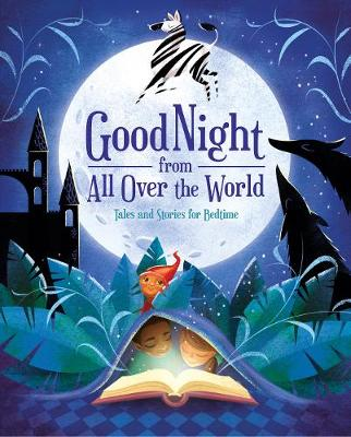 Good Night from all Over the World by Anna Lang