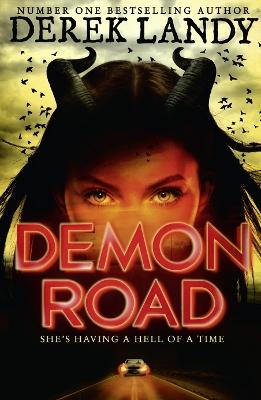 Demon Road book