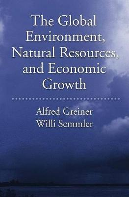 Global Environment, Natural Resources, and Economic Growth book