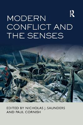 Modern Conflict and the Senses book