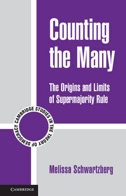 Counting the Many by Melissa Schwartzberg