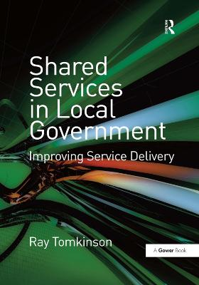 Shared Services in Local Government book