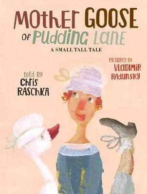 Mother Goose of Pudding Lane book