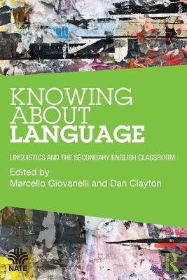Knowing About Language by Marcello Giovanelli