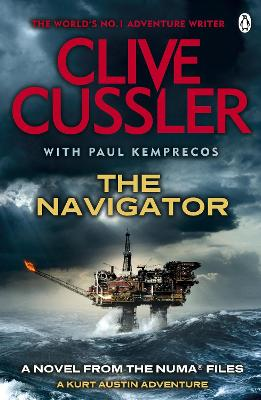 The Navigator by Clive Cussler