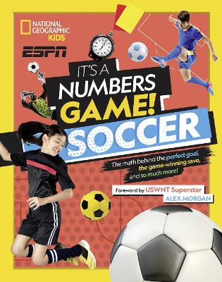 It's a Numbers Game: Soccer (It's a Numbers Game) book