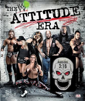 WWE The Attitude Era by Jon Robinson