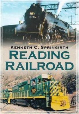 Reading Railroad Heritage book
