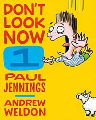 Don't Look Now Book 1: Falling for it and the Kangapoo Key Ring by Paul Jennings
