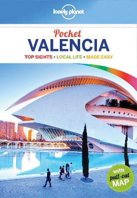 Lonely Planet Pocket Valencia book