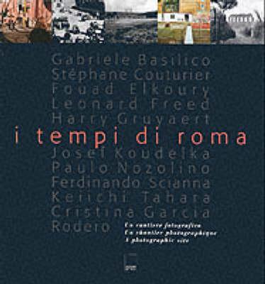 Tempi DI Roma by Gabriele Basilico