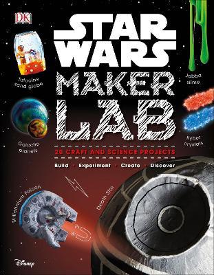 Star Wars Maker Lab book