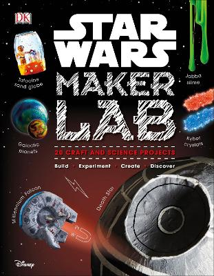 Star Wars Maker Lab by Liz Lee Heinecke