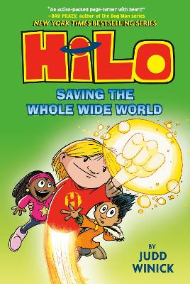 Hilo Book 2 by Judd Winick