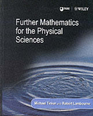 Further Mathematics for the Physical Sciences book