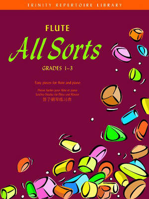 Flute All Sorts by Paul Harris