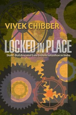 Locked in Place book