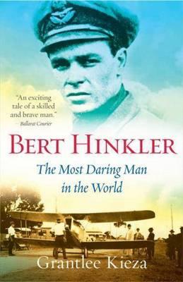 Bert Hinkler book