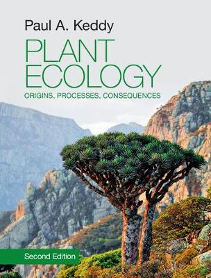 Plant Ecology by Paul Keddy