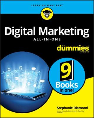 Digital Marketing All-in-One For Dummies book